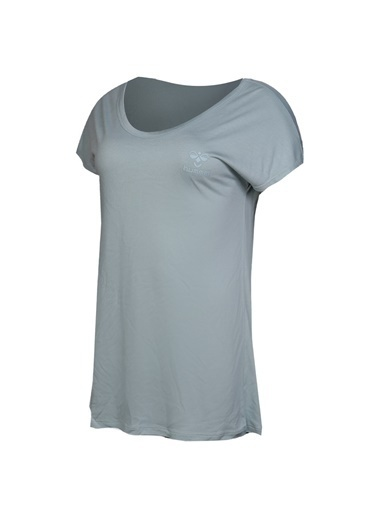 Hummel Kadın Tişört Jeremys 910986-7821 Mavi